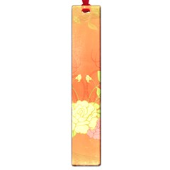 Beautiful Flowers In Soft Colors Large Book Marks