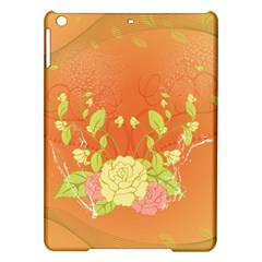 Beautiful Flowers In Soft Colors iPad Air Hardshell Cases