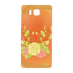 Beautiful Flowers In Soft Colors Samsung Galaxy Alpha Hardshell Back Case