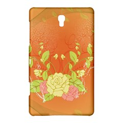 Beautiful Flowers In Soft Colors Samsung Galaxy Tab S (8.4 ) Hardshell Case