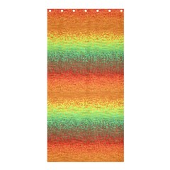 Gradient chaos	Shower Curtain 36  x 72