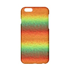 Gradient Chaos Apple Iphone 6 Hardshell Case