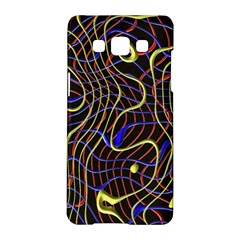 Ribbon Chaos 2 Black  Samsung Galaxy A5 Hardshell Case