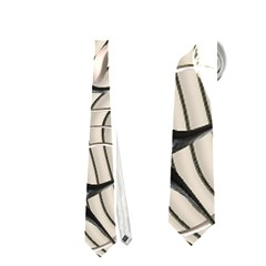 Ribbon Chaos 2  Neckties (One Side)