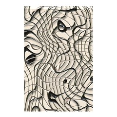 Ribbon Chaos 2  Shower Curtain 48  X 72  (small)