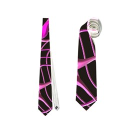 Ribbon Chaos 2 Pink Neckties (Two Side)