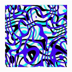 Ribbon Chaos Ocean Medium Glasses Cloth