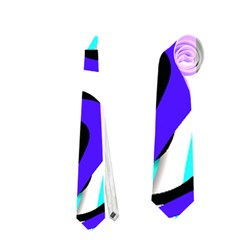 Ribbon Chaos Ocean Neckties (Two Side)