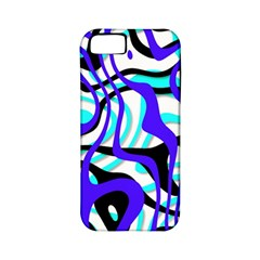 Ribbon Chaos Ocean Apple iPhone 5 Classic Hardshell Case (PC+Silicone)