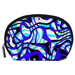 Ribbon Chaos Ocean Accessory Pouches (Large)