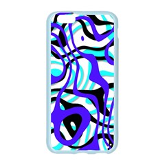 Ribbon Chaos Ocean Apple Seamless iPhone 6/6S Case (Color)