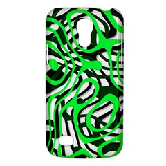 Ribbon Chaos Green Galaxy S4 Mini