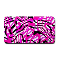 Ribbon Chaos Pink Medium Bar Mats