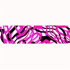 Ribbon Chaos Pink Large Bar Mats