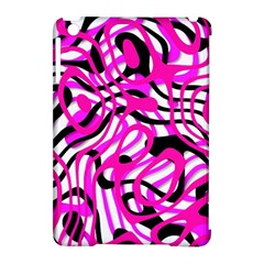 Ribbon Chaos Pink Apple iPad Mini Hardshell Case (Compatible with Smart Cover)