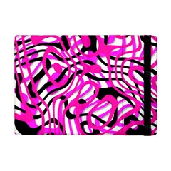 Ribbon Chaos Pink iPad Mini 2 Flip Cases