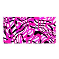 Ribbon Chaos Pink Satin Wrap