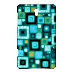 Teal Squares Samsung Galaxy Tab S (8.4 ) Hardshell Case