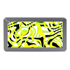 Ribbon Chaos Yellow Memory Card Reader (mini)
