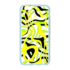 Ribbon Chaos Yellow Apple Seamless iPhone 6/6S Case (Color)