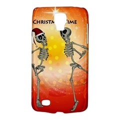 Dancing For Christmas, Funny Skeletons Galaxy S4 Active