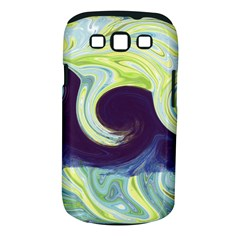 Abstract Ocean Waves Samsung Galaxy S III Classic Hardshell Case (PC+Silicone)