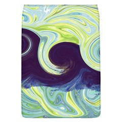 Abstract Ocean Waves Flap Covers (L)