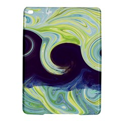 Abstract Ocean Waves Ipad Air 2 Hardshell Cases