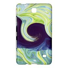 Abstract Ocean Waves Samsung Galaxy Tab 4 (8 ) Hardshell Case