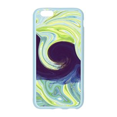 Abstract Ocean Waves Apple Seamless iPhone 6/6S Case (Color)