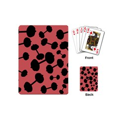 Work Out Wear Playing Cards (mini)