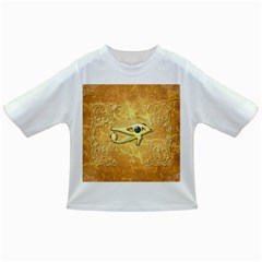 The All Seeing Eye With Eye Made Of Diamond Infant/Toddler T-Shirts