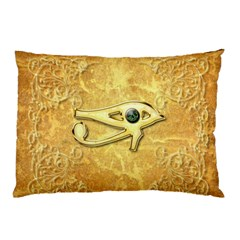The All Seeing Eye With Eye Made Of Diamond Pillow Cases (two Sides)