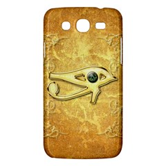 The All Seeing Eye With Eye Made Of Diamond Samsung Galaxy Mega 5.8 I9152 Hardshell Case