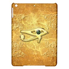 The All Seeing Eye With Eye Made Of Diamond iPad Air Hardshell Cases