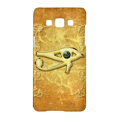 The All Seeing Eye With Eye Made Of Diamond Samsung Galaxy A5 Hardshell Case