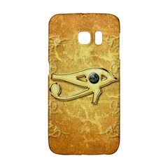 The All Seeing Eye With Eye Made Of Diamond Galaxy S6 Edge