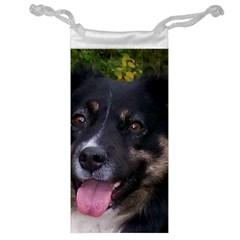 Australian Shepherd Black Tri Jewelry Bags