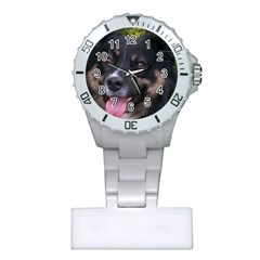 Australian Shepherd Black Tri Nurses Watches