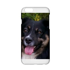 Australian Shepherd Black Tri Apple iPhone 6/6S Hardshell Case