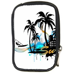 Surfing Compact Camera Cases