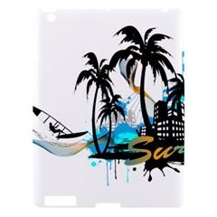 Surfing Apple iPad 3/4 Hardshell Case