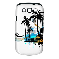 Surfing Samsung Galaxy S III Classic Hardshell Case (PC+Silicone)