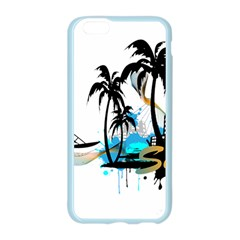 Surfing Apple Seamless iPhone 6/6S Case (Color)