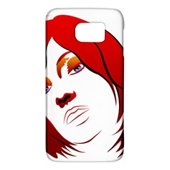 Women Face With Clef Galaxy S6