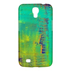 Abstract In Turquoise, Gold, And Copper Samsung Galaxy Mega 6 3  I9200 Hardshell Case