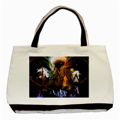 Wonderful Horses In The Universe Basic Tote Bag (two Sides)