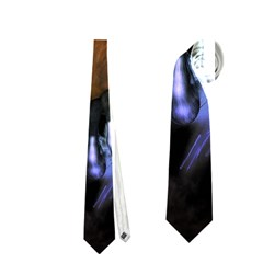 Wonderful Horses In The Universe Neckties (one Side)