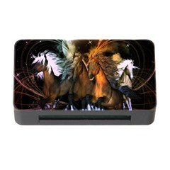 Wonderful Horses In The Universe Memory Card Reader with CF