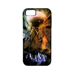 Wonderful Horses In The Universe Apple iPhone 5 Classic Hardshell Case (PC+Silicone)